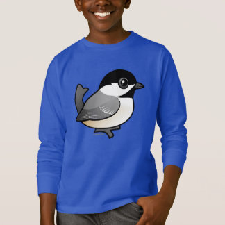 Birdorable Black-capped Chickadee T-Shirt