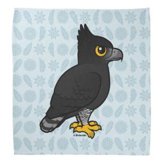 Birdorable Black Hawk-Eagle Bandana