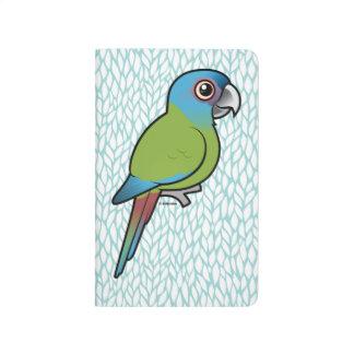 Birdorable Blue-headed Macaw Journal