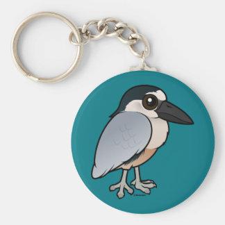Birdorable Boat-billed Heron Keychain