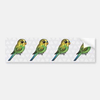 Birdorable Budgerigar Bumper Sticker