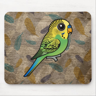 Birdorable Budgerigar Mouse Pad