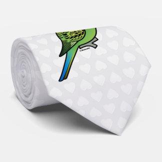 Birdorable Budgerigar Tie