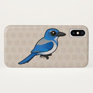 Birdorable California Scrub-Jay Case-Mate iPhone Case