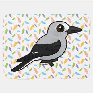 Birdorable Clarks Nutcracker Baby Blanket