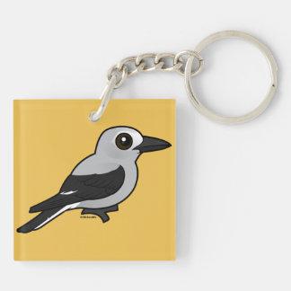 Birdorable Clarks Nutcracker Keychain