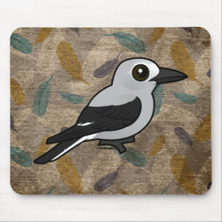 Birdorable Clarks Nutcracker Mouse Pad