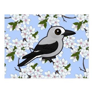Birdorable Clarks Nutcracker Postcard