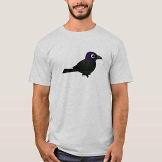 Birdorable Common Grackle T-Shirt
