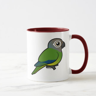 Birdorable Dusky-headed Conure Mug