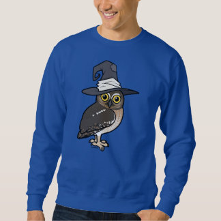 Birdorable Elf Owl Witch Sweatshirt