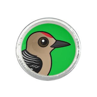 Birdorable Gila Woodpecker Ring
