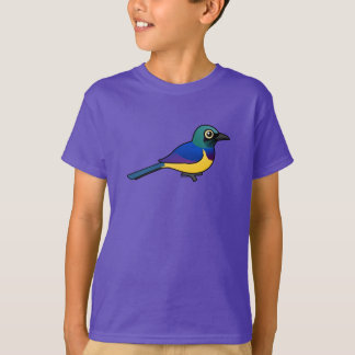 Birdorable Golden-breasted Starling T-Shirt