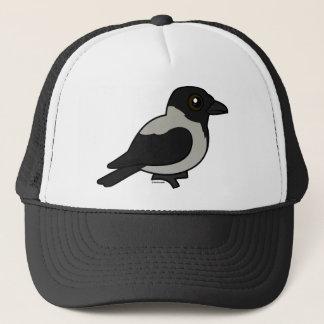 Birdorable Hooded Crow Trucker Hat