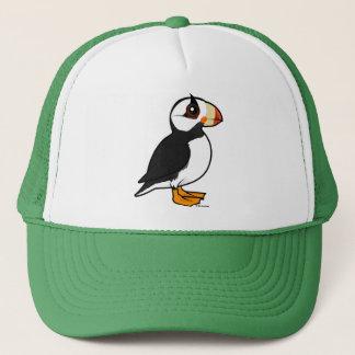 Birdorable Horned Puffin Trucker Hat
