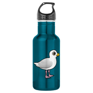 Birdorable Iceland Gull 532 Ml Water Bottle