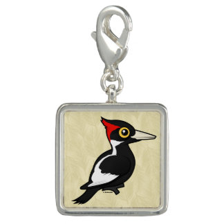 Birdorable Ivory-billed Woodpecker Charm