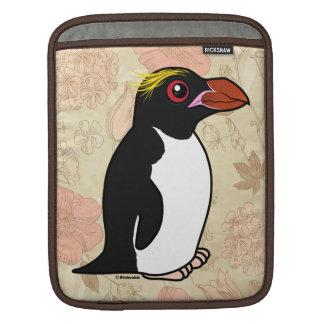 Birdorable Macaroni Penguin iPad Sleeve