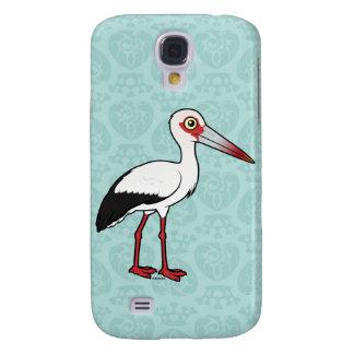 Birdorable Maguari Stork