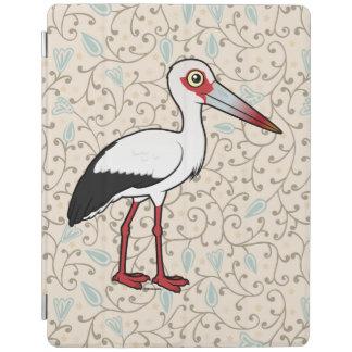 Birdorable Maguari Stork iPad Cover