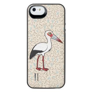Birdorable Maguari Stork iPhone SE/5/5s Battery Case