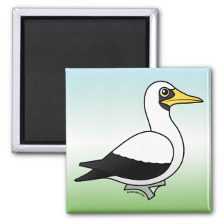Birdorable Masked Booby Magnet