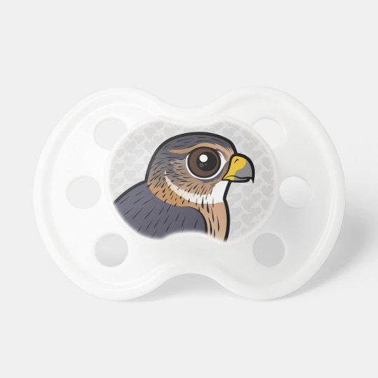 Birdorable Merlin Pacifiers