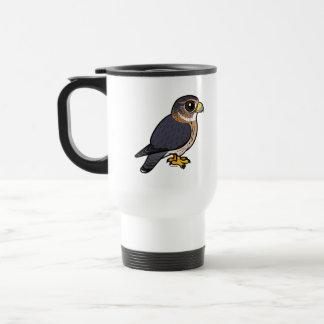 Birdorable Merlin Stainless Steel Travel Mug