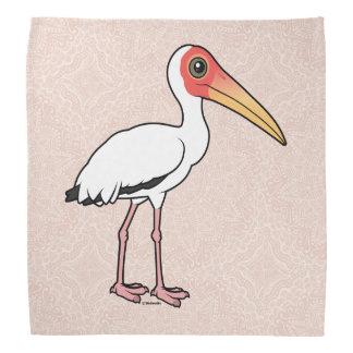 Birdorable Milky Stork Bandana
