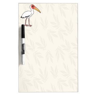 Birdorable Milky Stork Dry Erase Board