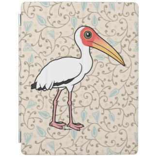 Birdorable Milky Stork iPad Cover