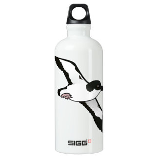 Birdorable Newell's Shearwater flight Water Bottle