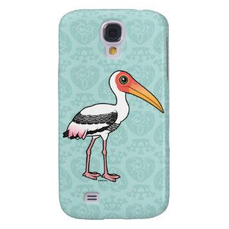 Birdorable Painted Stork