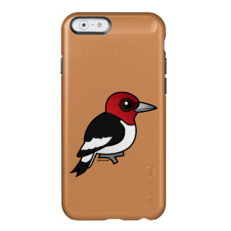 Birdorable Red-headed Woodpecker Incipio Feather® Shine iPhone 6 Case