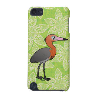 Birdorable Reddish Egret (dark morph) iPod Touch (5th Generation) Cases