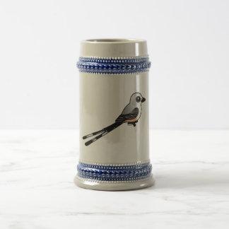 Birdorable Scissor-tailed Flychatcher Beer Stein