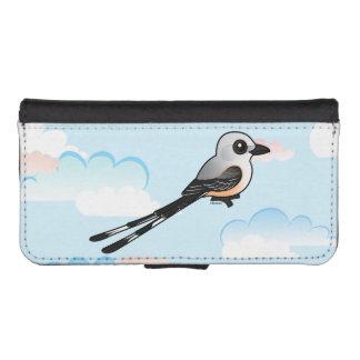 Birdorable Scissor-tailed Flychatcher iPhone SE/5/5s Wallet Case