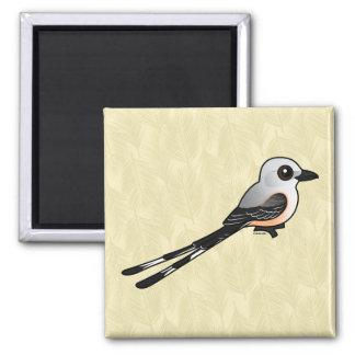 Birdorable Scissor-tailed Flychatcher Magnet