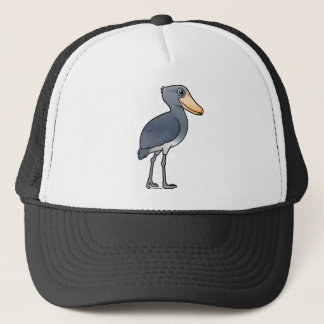 Birdorable Shoebill Trucker Hat