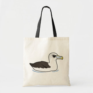 Birdorable Shy Albatross Tote Bag