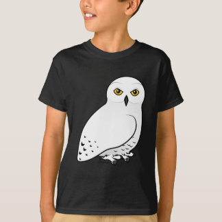 Birdorable Snowy Owl T-Shirt