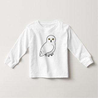 Birdorable Snowy Owl Toddler T-shirt