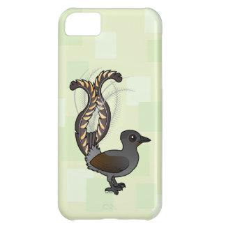Birdorable Superb Lyrebird iPhone 5C Cases