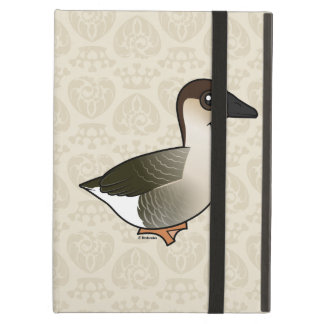 Birdorable Swan Goose iPad Air Cover