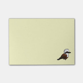 Birdorable White-crested Laughingthrush Post-it® Notes