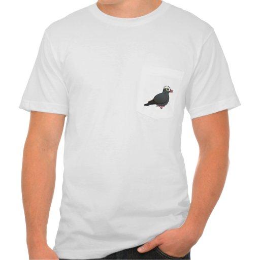 Birdorable White-crowned Pigeon Tshirt