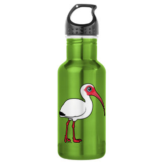 Birdorable White Ibis 532 Ml Water Bottle