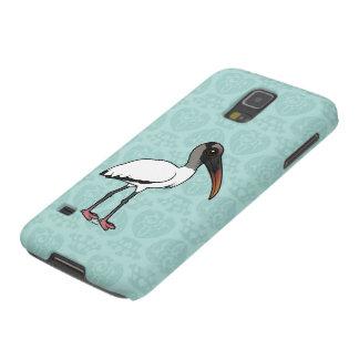 Birdorable Wood stork Galaxy S5 Cover