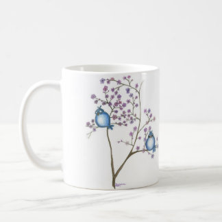 Birds and Blossoms Mug