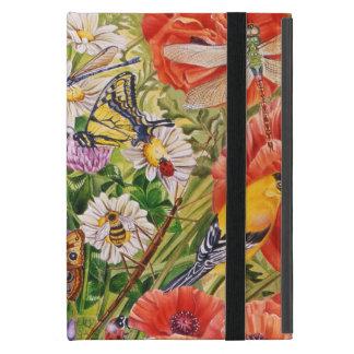 Birds and Butterflies iPad Mini Case